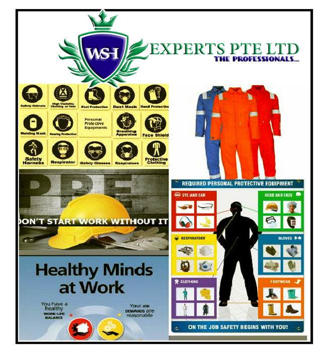 Personal Protective Equipment Certificate Providers in Singapore, Personal Protective Equipment Certification in Singapore, health and safety equipment in Singapore, personal protective equipment training in Singapore, construction safety protective equipment in Malaysia.