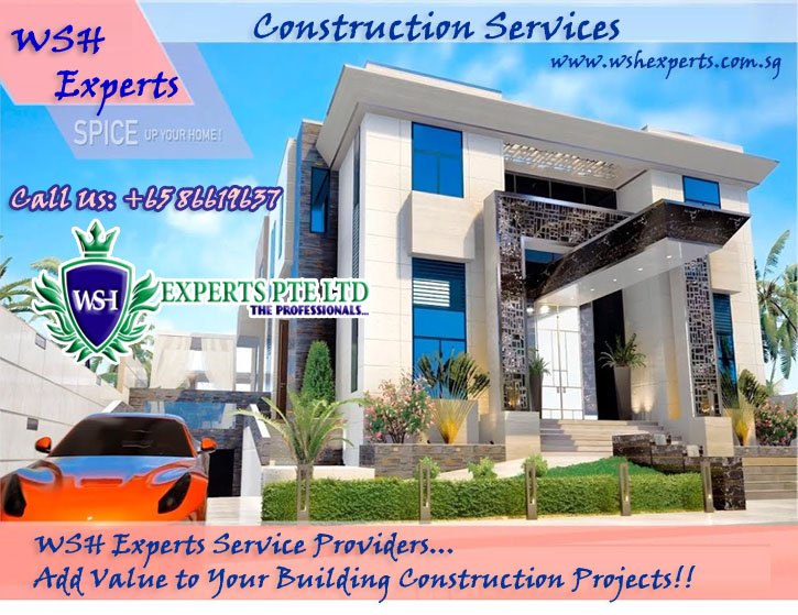 Construction Service Providers, Renovation Works, A&A Works